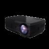 Kép 2/8 - EU ECO Raktár - POWERFUL Full HD Projector SV-358 1920*1080P LED Android 7.1 2GB + 16GB Wifi Bluetooth Házimozi Projektor - Fekete