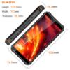 Kép 10/10 -  EU ECO Raktár - OUKITEL WP5 Pro 5.5 inch IP68/IP69K Vízálló 8000mAh Android 10 13MP 4GB RAM 64GB ROM MT6762D 4G Okostelefon - Narancs