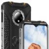 Kép 8/11 - EU ECO Raktár - OUKITEL WP8 Pro IP68IP69K Vízálló NFC Android 10 5000mAh 6.49 inch 16MP 4GB RAM 64GB ROM MT6762D 4G Okostelefon - Fekete