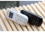 GT STAR BM70 2G Mini telefon Bluetooth headset - Orosz  billentyűzet, Fehér