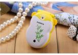 EU ECO Raktár - Aranyos mini panda kártyafüggetlen dual SIM flip mobiltelefon