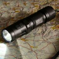 Nitecore EC21 LED zseblámpa - Fekete