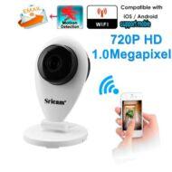 Sricam SP009 WiFi IP kamera - US Plug - Fehér