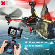 XK X250 - A 5.8G FPV RC drón - Fekete