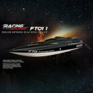 FeiLun FT011 RC csónak - Fekete