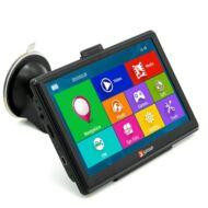 Junsun D100 7 inch Autó GPS Navigáció Win CE 6.0 OS 8GB ingyenes térképpel -Közel Kelet - Ausztrália - Dél Amerika
