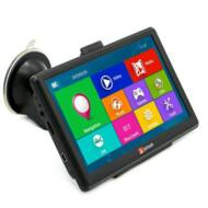 Junsun D100 Bluetooth 7 inch Autó GPS Navigáció Win CE 6.0 OS 8GB ingyenes térképpel -Észak-Amerika