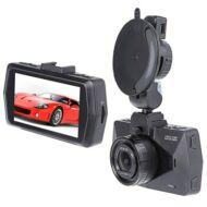 B47FS 1296P HD 170 fokos széles látószögű autós DVR - Fekete