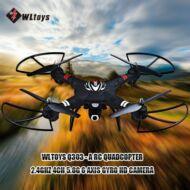 WLtoys Q303 - A drón - Fekete