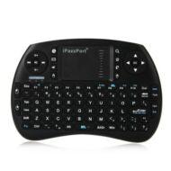 iPazzPort KP - 810 - 21BTL Bluetooth billentyűzet - Fekete