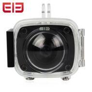 Elephone Elecam 360 Sport kamera vízálló tok -Átlátszó