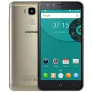 Doogee Y6 4G okostelefon - Arany