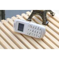 GT STAR BM70 2G Mini telefon Bluetooth headset - Angol billentyűzet, Fehér