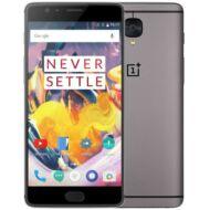 OnePlus 3T 4G okostelefon - Szürke