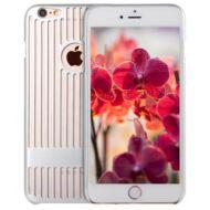 iPhone 6  / 6S kimélyített tok - Ezüst