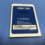 HOMTOM HT17 3000mAh akkumulátor - Kék