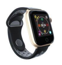 Z7 smart watch IP68 Vízálló Fitnessz és Sport Tevékenységmérő Vezetéknélküli Okos Karkötő - Szürke