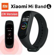 Xiaomi Mi Band 4  Bluetooth 5.0 AMOLED Fitnessz és Sport Tevékenységmérő Vezetéknélküli Okos Karkötő - Fekete