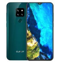 EU ECO Raktár - CUBOT P30 4G okostelefon 6.3 inch Android 9.0 4GB RAM 64GB ROM - Zöld