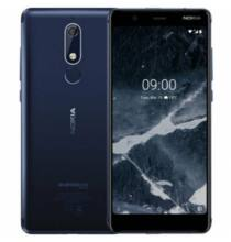 EU ECO Raktár - Nokia 5.1 4G okostelefon 3GB RAM 32GB ROM - Kék