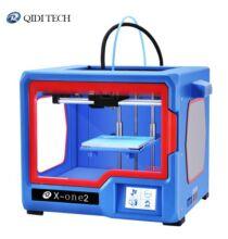 EU ECO Raktár - QIDI TECH X-ONE2 3D Nyomtató 3.5 Inch Érintőkijlezővel - Kék