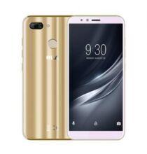 EU ECO Raktár - iLa silk Android 4G Okostelefon 5.7 inches IPS HD 4GB RAM 64GB ROM - Arany