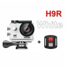 EU ECO Raktár - EKEN H9R Ultra HD 4K 25fps Vízálló Akció Kamera - Ezüst + 1 Akkumulátor