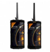 EU ECO Raktár - DOOGEE S80 Android 8.1 4G Okostelefon IP68 6GB RAM 64GB ROM - Fekete