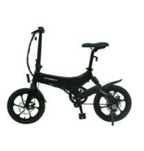 EU ECO Raktár - ONEBOT S6 Elektromos Kerékpár 250W 50km - Fekete