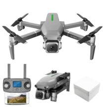 EU ECO Raktár - L109 5G WIFI FPV RC Quadrokopter Drón 4K HD Kamerával - Fekete