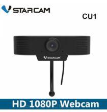 Vstarcam Full HD 1080P USB Webkamera - Fekete