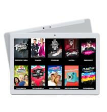EU ECO Raktár - ANRY Android 10 inch 3G Táblagép 1GB 16GB Tablet 10.1 Pc Dual SIM Card WiFi Bluetooth - Arany
