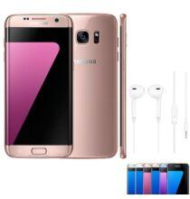 EU ECO Raktár - Samsung Galaxy S7 edge 4GB RAM 32GB ROM 5.5 inches Android 6.0 Octa-core 4x2.3 GHz 3600mAh - Rózsaszín