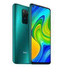Xiaomi Redmi Note 9 4G Okostelefon 6.53 Inch High-Performance Gaming Processor Helio G85 2.0GHz Octa Core Smart Phone 4GB RAM 128GB ROM - Zöld