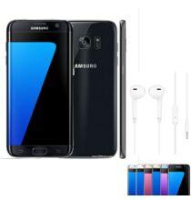 EU ECO Raktár - Samsung Galaxy S7 edge 4GB RAM 32GB ROM 5.5 inches Android 6.0 Octa-core 4x2.3 GHz 3600mAh - Fekete