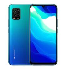 EU ECO Raktár - Xiaomi Mi 10 Lite 5G Okostelefon 6.57 inch Snapdragon 765G 8 Core 48MP + 8MP+2MP+ 2MP 4160mAh NFC - Kék