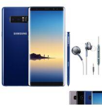 EU ECO Raktár - Samsung Galaxy Note8 6GB RAM + 64GB ROM 6.3 inches Android 7.1.1 Octa-core 4x2.3 GHz 3300mAh Battery 4G Okostelefon - Kék