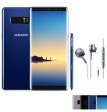 EU ECO Raktár - Samsung Galaxy Note8 6GB RAM + 64GB ROM 6.3 inches Android 7.1.1 Octa-core 4x2.3 GHz 3300mAh Battery 4G Okostelefon - Kék