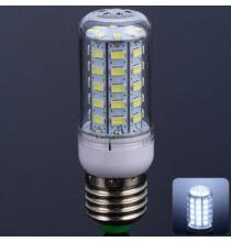 E27 18W 1650Lm 6000-6500K LED kukorica izzó - Hideg fehér