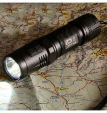 EU ECO Raktár - Nitecore EC21 LED zseblámpa - Fekete