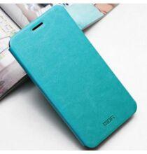 Mofi Meizu MX4 Pro becsukható műbőr tok - Kék