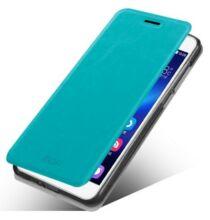 Mofi Huawei Honor 4X műbőr kitámasztós tok - Kék