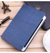 Torras iPad 2 / 3 / 4 műbőr védőtok - Kék
