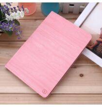 Torras iPad 2 / 3 / 4 műbőr védőtok - Pink