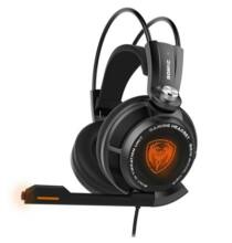 Somic G941 7.1 Virtual Sound USB Gamer Fejhallgató Mikrofonnal - Fekete