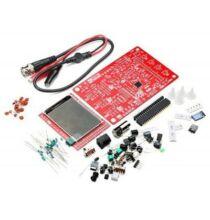 DSO138 Digitális DIY Oszcilloszkóp szett (CN) - Piros