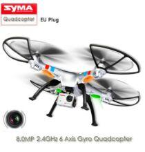 SYMA X8G drón - Ezüst
