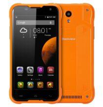 EU4 Raktár - Blackview BV5000 4G okostelefon - Narancs