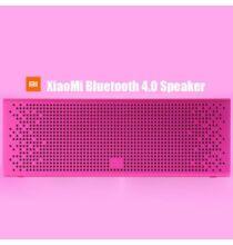 EU ECO Raktár - XiaoMi Bluetooth 4.0 hangszóró - Pink