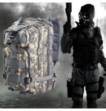 30L Oxford 3P  taktikai túrahátizsák - ACU terepmintás